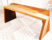Shift Collection: Bench I