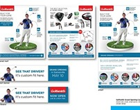 Golfsmith Grand Opening Campaign Concept