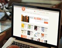 UA Web Challenge 2012 Book shop - Responsive web design