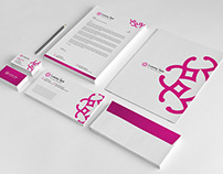 Luxury Spa Corporate Identity