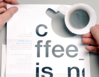 Coffee is not...
