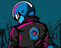 The Protomen Album Cover Concept