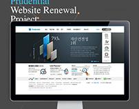 Prudential Website Renewal