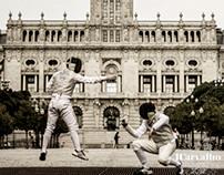 Fotografia // Sport Clube do Porto - Esgrima