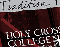 Holy Cross College :: Senior Search Campaign