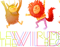 Let the Wild Rumpus Begin!