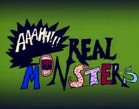 AAAAHH! REAL MONSTERS!