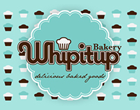 Branding: Whip It Up Bakery