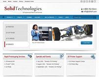Wordpress Site Redesign