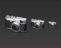 Fujifilm X100S Icon