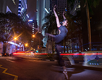 Dancer in the Street