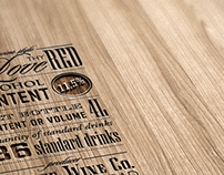 Packaging in Typography
