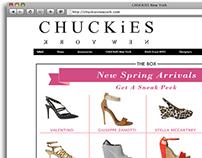CHUCKiES New York