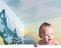 Personal Project // Wall Mural