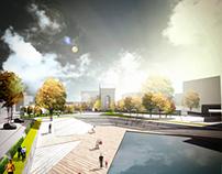 MAGNETIC FIELD | Reshaping Urban Ring Road | Milan 2013