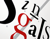 Detail in Typography