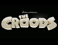 The Croods // Theatrical Trailer Design