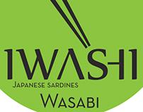 Iwashi sardines packaging