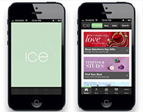 ICE.com Iphone Application