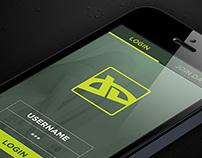 DeviantArt iPhone / Concept App