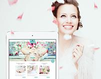 Pour L'amour Wedding Consultants // Web