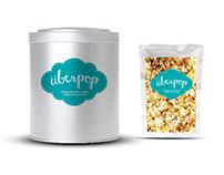 Popcorn Palace Logo Concepts