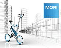MORI - personal transportation tool