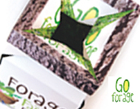 Go Forage - Packaging