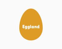 Eggland Brand Identity