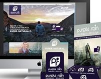 Purple Rain Rebranding