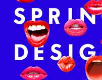 SPRING DESIGN SESSION