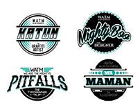 W.A.T.M Emblem Design