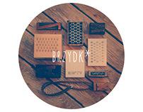 Brzydk* / branding + packaging