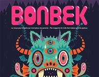 Bonbek vol 4 MONSTER