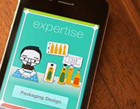 Kinneir Dufort iPhone App