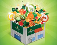 Supermercados Consumo