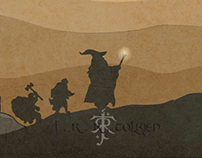 The Lord of The Rings Book covers