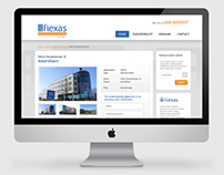 Flexas.nl (Webdesign)