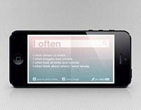 Pooetics App