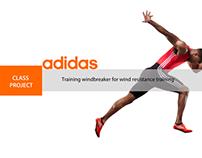 Adidas Training Windbreaker