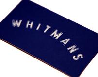 Whitman's NYC