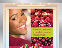 O BOTICÁRIO Nativa SPA Line for Angola & Venezuela