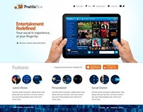 Website Design Showcase #1
