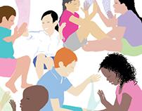 Illustration for Schoolnet (Eni)