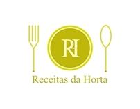 Logotype Receitas da Horta