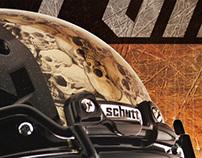 Helmet Customization Poster
