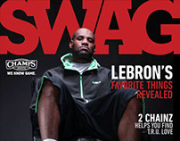 Champs SportS SWAG MAG Issue 2