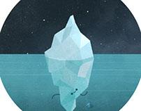 Iceberg says hi !