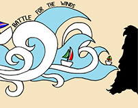 BATTLE FOR THE WINDS POSTER