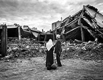 "Operation ""Pillar of Cloud"" - Gaza Aftermath"